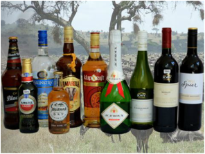 South African Beer, Wine & Spirits
